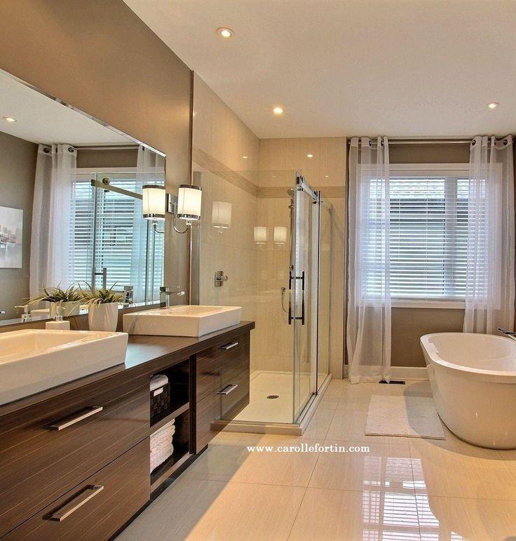 Tendances salles de bain !