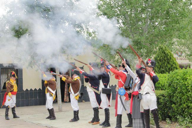 Batalla La Albuera (Guerra Independencia) - Badajoz