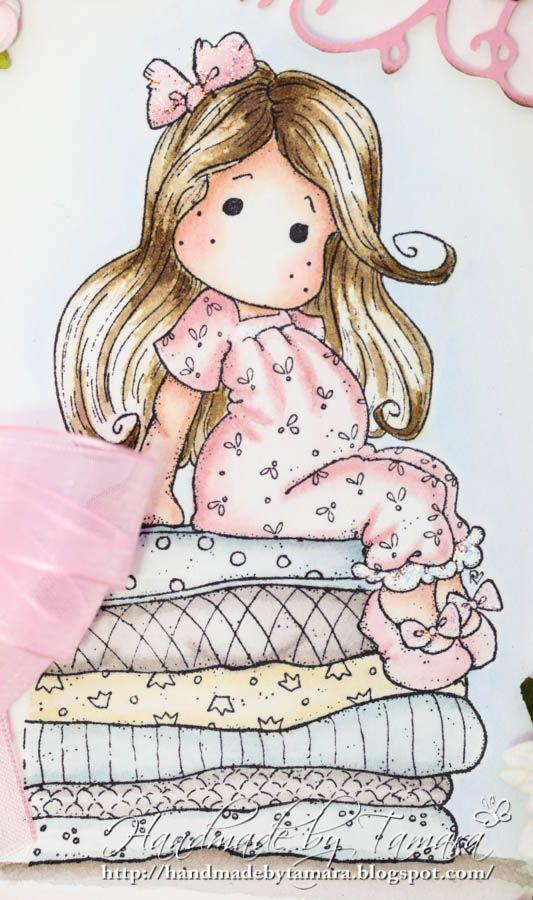 Handmade by Tamara: Princess Pea Tilda