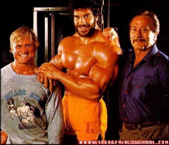 Tom Platz, Lou Ferrigno & Joe Weider | Bodybuilding | Pinterest | Toms ...