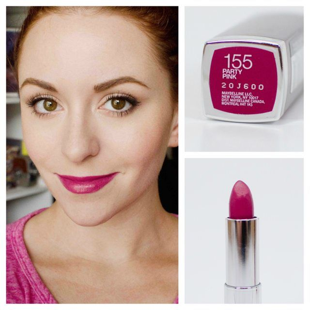 Maybelline Party Pink 80 best My Lips...
