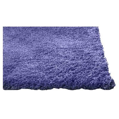 Varick Gallery Bouvier Purple Area Rug Rug Size: 5' x 7'