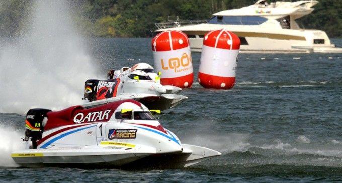 F1H2O: Grand Prix of China by Vittorio Ubertone