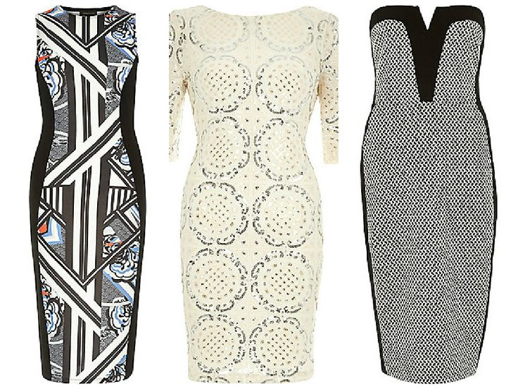 Summer cocktail dresses by River Island. Find the best 10 British high street brands here >>> http://bit.ly/1HpdLuo