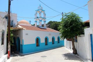 The village of Emporeio on the island of Nisyros |Discovering Kos and the surrounding islands http://www.discoveringkos.com/2013/11/the-village-of-emporeio-on-island-of.html