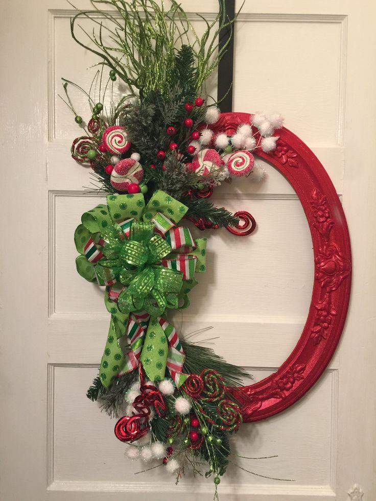 25+ unique Christmas picture frames ideas on Pinterest ...