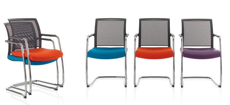 Eternity Mesh Meeting Chair - Product Page: http://www.genesys-uk.com/Eternity-Mesh-Meeting-Chair.Html  Genesys Office Furniture Homepage: http://www.genesys-uk.com  The Eternity Mesh Meeting Chair epitomises modern design with it's slimline upholstery and breathable mesh back.