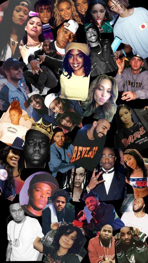 24+ trendy 90s aesthetic wallpaper hip hop   Tupac ...