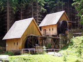 Zlatorudné mlýny - Zlaté Hory, Olešnice