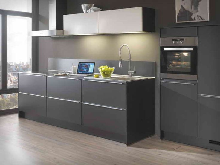 Grey And White Modern Kitchen ringhult grey on bottom white on top | alby eats | pinterest