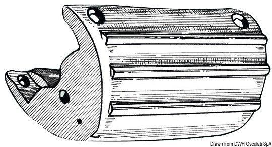 Parabordo in PVC gonfiabile ad uso speciale ANCHOR Scopri di più su -->