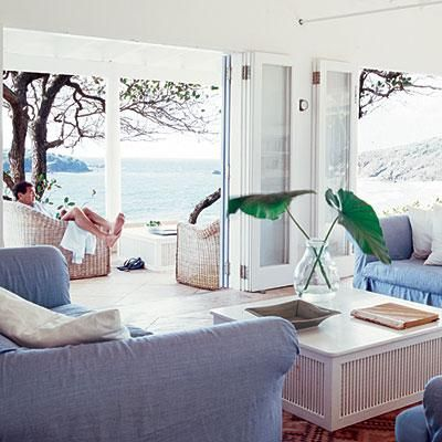40 Living Rooms With Coastal Style. Coastal Living ...
