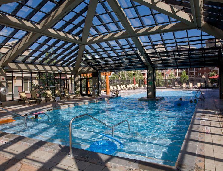 56 best aqua indoor outdoor pools images on pinterest for Swimming pool design utah
