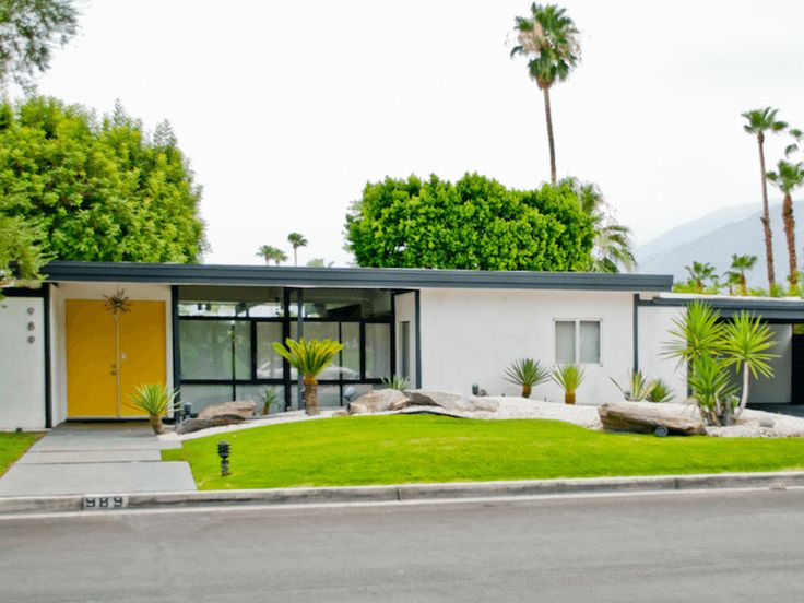Palm Springs: Your Hot Spot for Mid-Century Modern Design