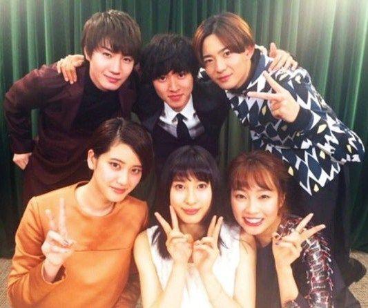 "Preview, Nov/23/15      [Trailer, long ver, Oct/14/15] https://www.youtube.com/watch?v=h3QXIv1xvNc&feature=youtu.be      or [All trailers, Official site] http://www.orange-movie.com/news.html  Tao Tsuchiya, Kento Yamazaki, Ryo Ryusei, Dori Sakurada, Hirona Yamazaki, Kurumi Shimizu, J LA movie ""orange"", Release: 12/12/'15"