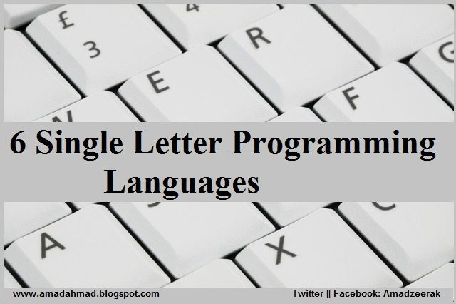 Short Description:C and R are one of the most popular single letter programming languages. There are other lesser-known one-letter programming languages that solve specific problems. While F was developed as modern Fortran K can be used to write elaborate programs in just a few characters. There exist other one letter programming languages like D J and M.  A part from C other single letter programming languages are aimed at performing specialized tasks.Many of them have a cult following in…
