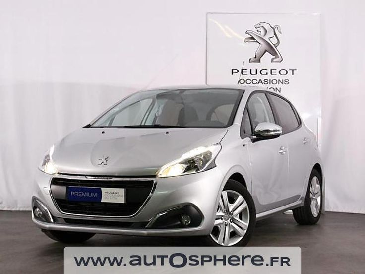 PEUGEOT 208 (2) berline 1.6 BLUEHDI diesel 75 CH STYLE 5P Portes 2016 d'occasion garantie 12 mois. Reprise - Financement - Extension de garantie possible. Saint Cyr sur Loire - Tours - PEUGEOT GRANDS GARAGES DE TOURAINE