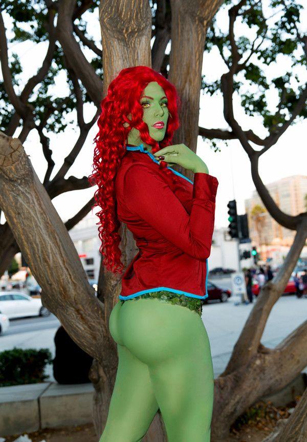 33 best Poison Ivy (Arkham Asylum) - Cosplay images on ...