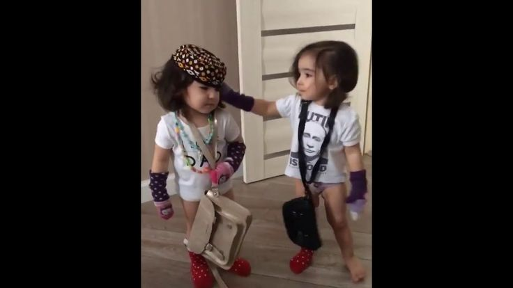 Compilation video elle four mom on instagram (@elle_four_mom) | Part 14  baby twins cute baby