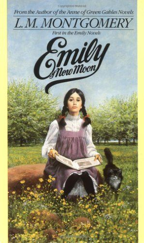 Emily of New Moon, by L.M. Montgomery #comfortreads