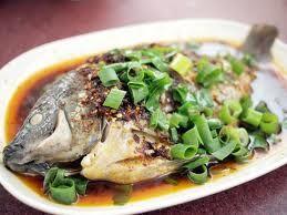 LEBANESE RECIPES: Samaki Harra (Lebanese Chilli Fish) Recipe
