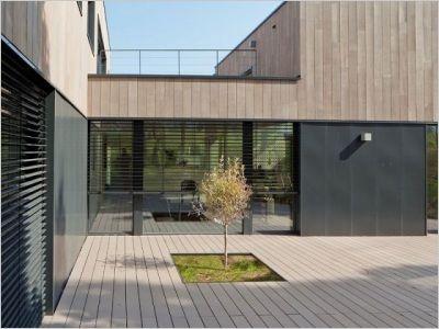 Best Maison Passive Bois Images On   Passive House Log