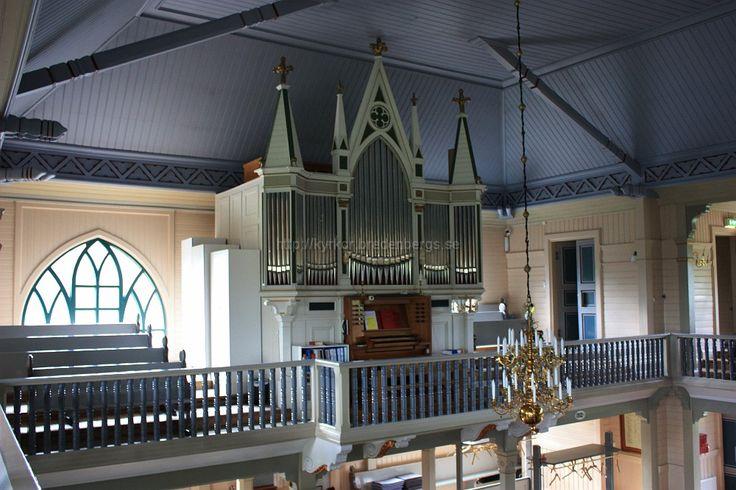 Bildresultat för arvidsjaurs kyrka
