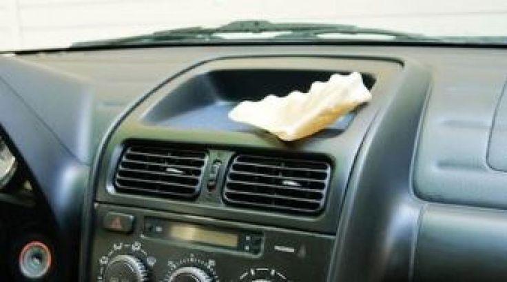 Votre voiture n'aura jamais été aussi propre : 13 trucs que l'on aurait aimé connaître plus tôt! - Trucs et Astuces - Trucs et Bricolages