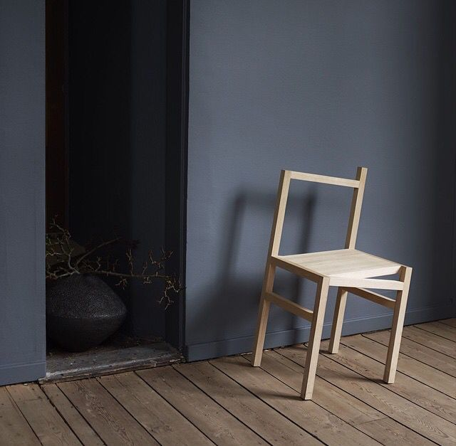 Frama 9.5° Chair · Tree FurnitureFurniture DesignBig ...