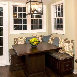 Corner Kitchen Tables With Bench Seating