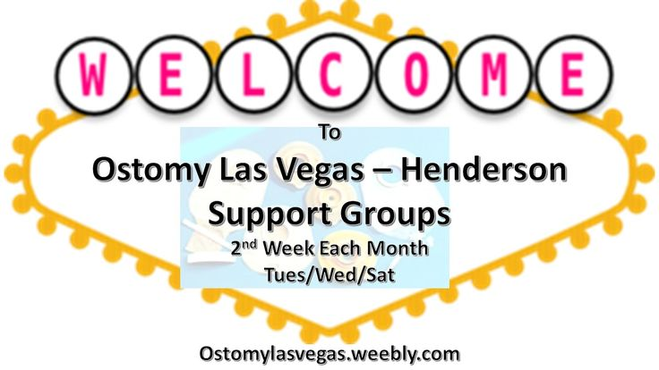 3 Support Groups in Las Vegas - Sunrise Hospital Tuesday - Mountain View Wednesday - St Rose Siena - Saturday