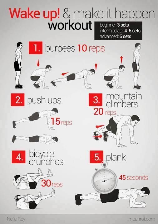 This Pin was discovered by Katie Jarrell. Discover (and save!) your own Pins on Pinterest. | See more about work outs, workouts and mornings.