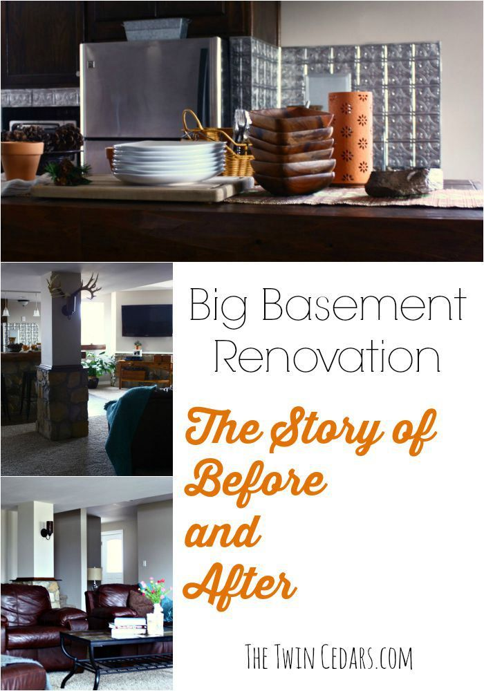 how handy is my man the big basement project projects basements