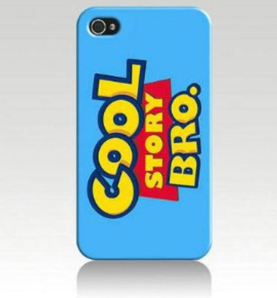 Cool Story Bro Cartoon Hard Case Skin for Iphone 4 4s Iphone4 At ...