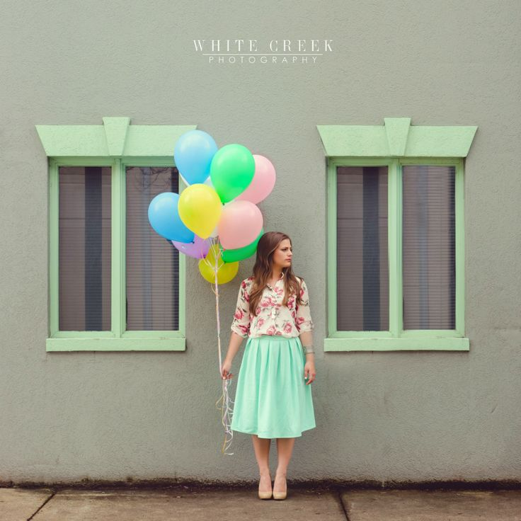 #colorful #senior session by White Creek Photography