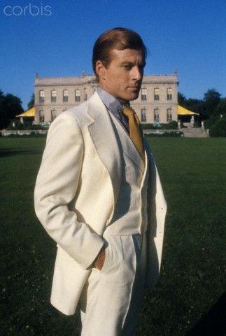robt redford in the great gatsby | Robert Redford in the Great Gatsby - 42-31369502 - Rights Managed ...