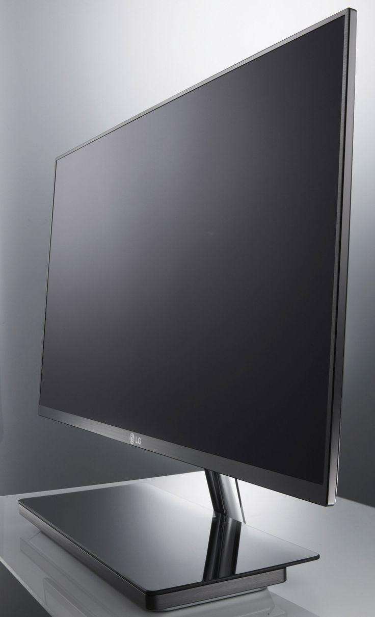 LG E91 monitor Picture #1 - HiTech Review