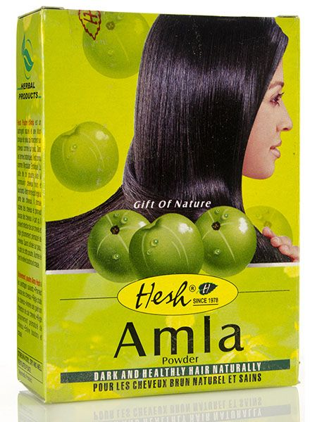 Indian Hesh Alma powder. Alma and neem oil are both known to have anti-fungal properties.