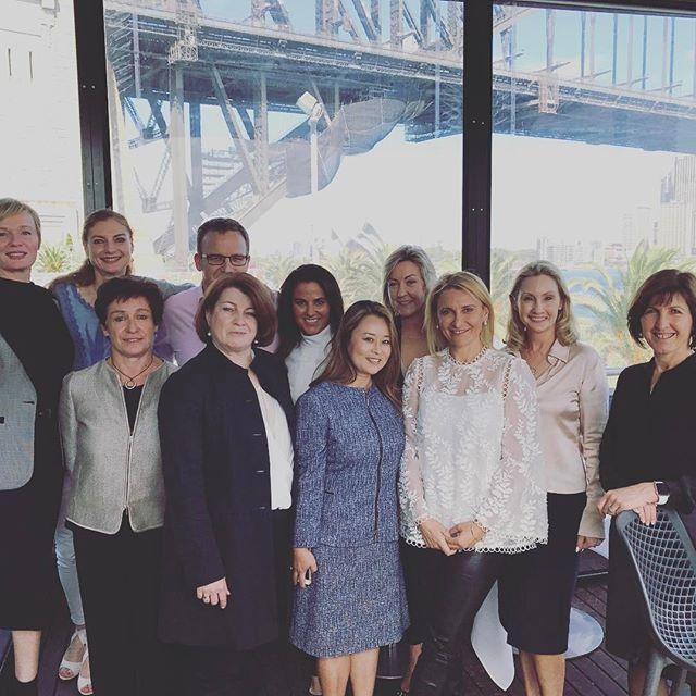 So lovely to catch up with these great ladies for lunch - McGrath Top Ten Female Lunch #mcgraths
