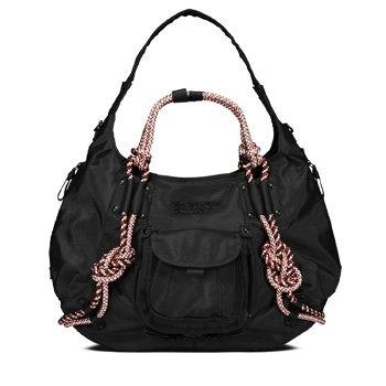 knots handbags and black on pinterest. Black Bedroom Furniture Sets. Home Design Ideas