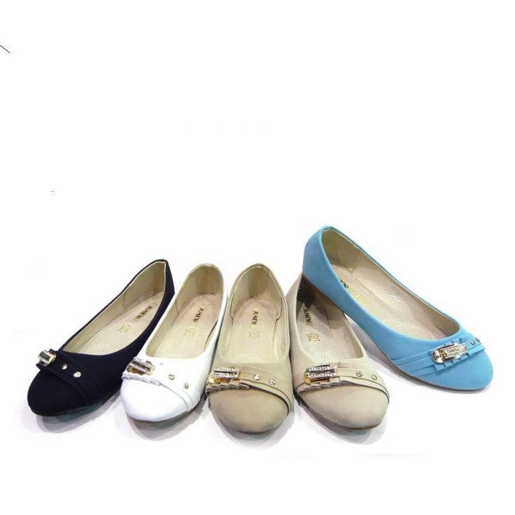 Neu Jumex Freizeit Damen Slipper Ballerinas Gr 36 37 38 39 40 41 42 Halb Schuhe