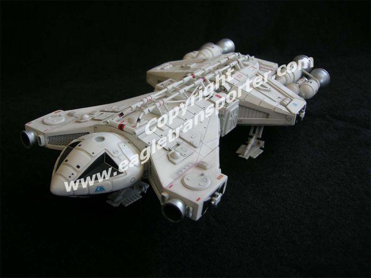 space 1999 spacecraft designs - photo #6