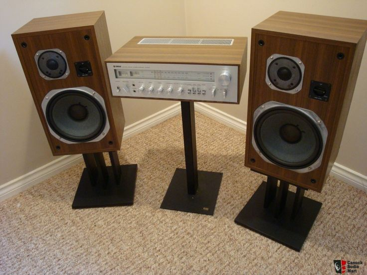 1970's Yamaha CR-800 Receiver and NS-645 Speakers