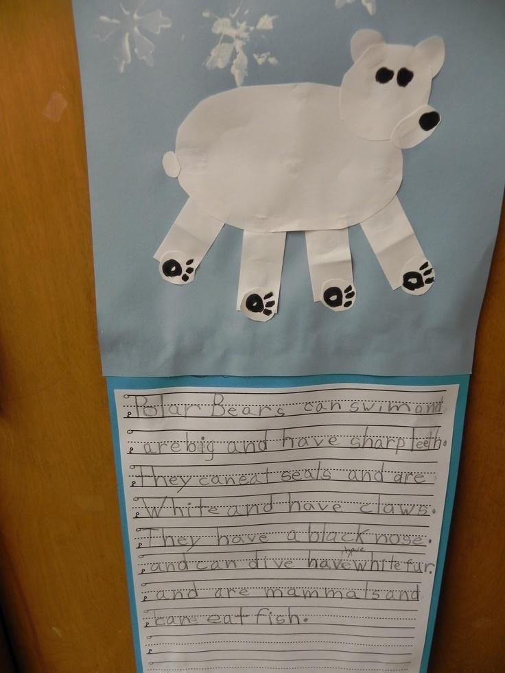 Mrs. Vento's Kindergarten: Polar Bears and more TLC