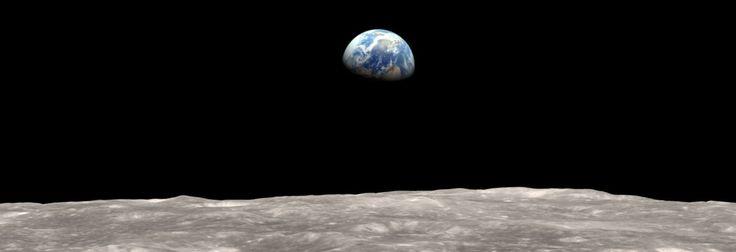 Planean explotación minera en la Luna con Google Lunar X-Prize