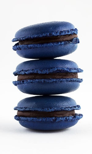 10 Best Fall Colours: Macarons by Toronto's Nadège via @FLARE Magazine