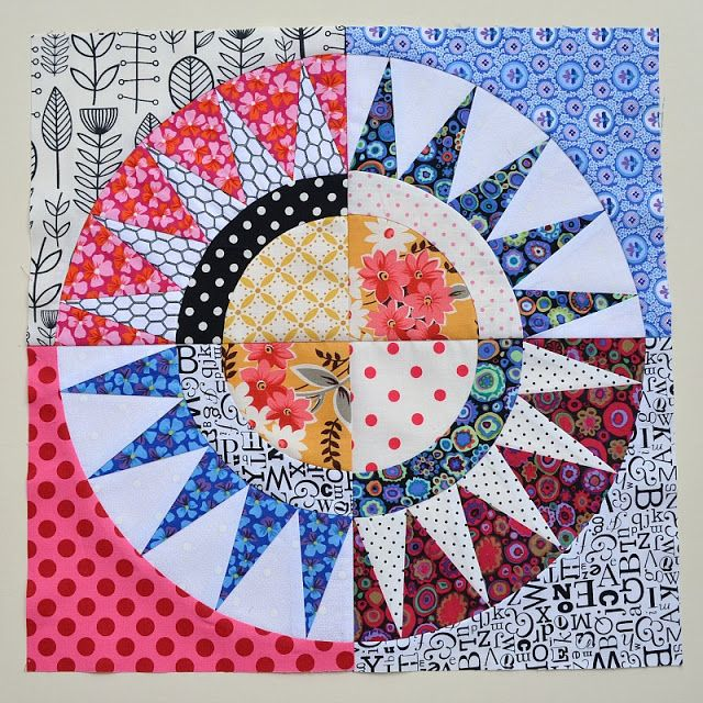 41 best QUILT-N.Y.BEAUTY-INSP images on Pinterest   Paper pieced ... : new york beauty quilt block pattern - Adamdwight.com