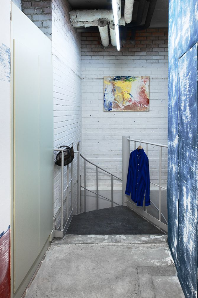 Arrhov Frick: Our Legacy Store - Stockholm - Thisispaper Magazine