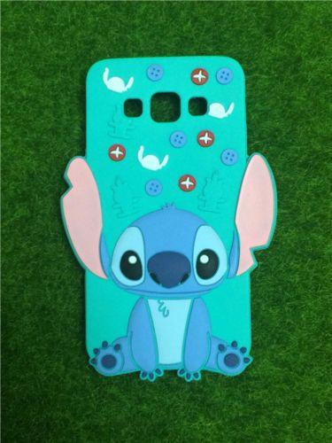 For-Samsung-Galaxy-A3-A5-A7-G7106-J1-Disney-Cartoon-Minnie-Mickey-Silicon-Case