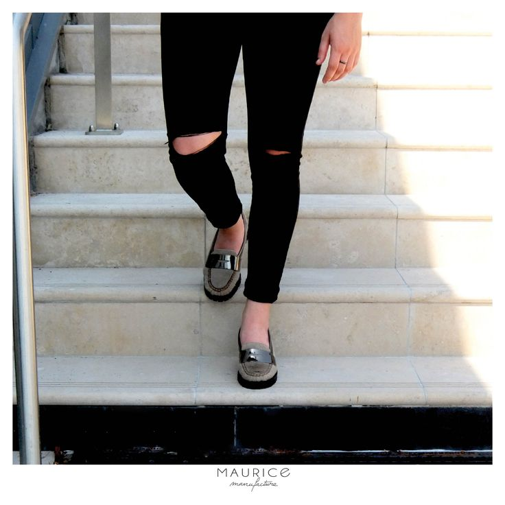 Chaussures Femme MAURICE MANUFACTURE - Hiver 2015 - Mocassins VANET